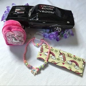 Crystal Collection Accessories Set for Girls